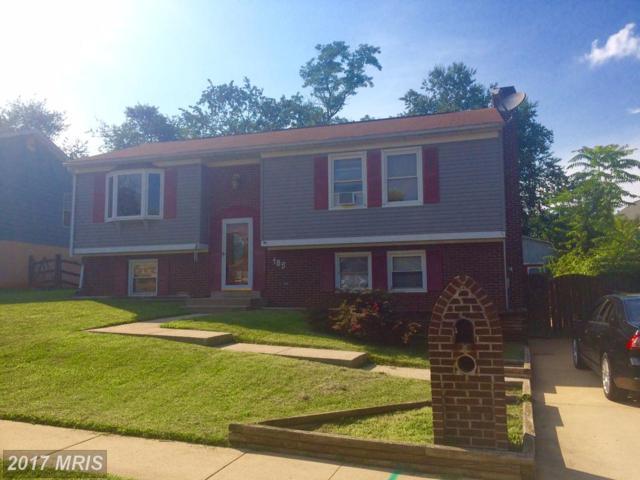 185 Poinsett Lane, Frederick, MD 21702 (#FR10021635) :: Pearson Smith Realty