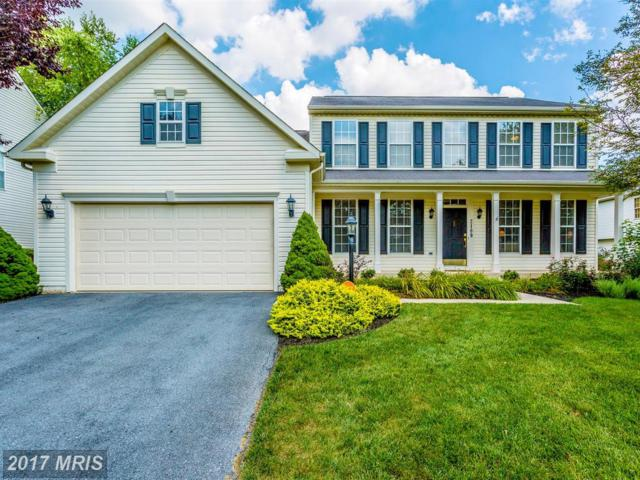 2109 Carroll Creek View Court, Frederick, MD 21702 (#FR10023414) :: LoCoMusings
