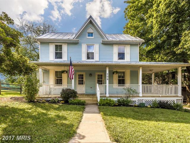 706 Main Street, Mount Airy, MD 21771 (#FR10024441) :: Pearson Smith Realty