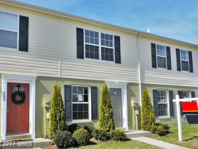 574 Lancaster Place, Frederick, MD 21703 (#FR10025747) :: LoCoMusings