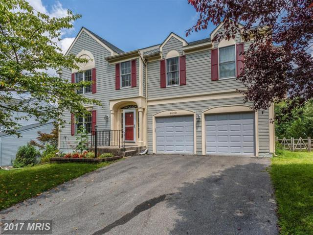 6030 Douglas Avenue, New Market, MD 21774 (#FR10027272) :: ReMax Plus
