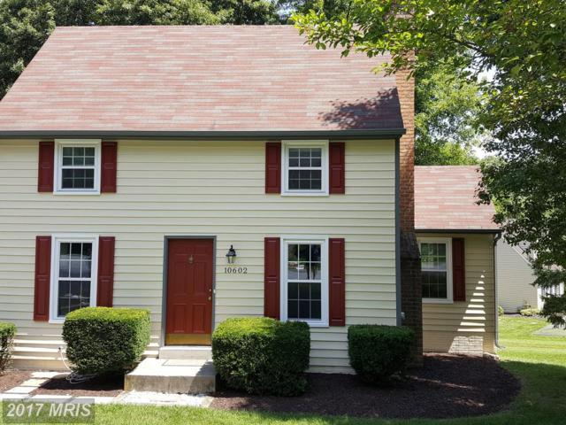 10602 High Beach Court, New Market, MD 21774 (#FR10029666) :: Pearson Smith Realty
