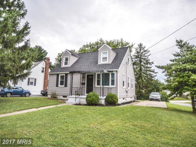 317 Willow Avenue, Frederick, MD 21701 (#FR10030562) :: Pearson Smith Realty