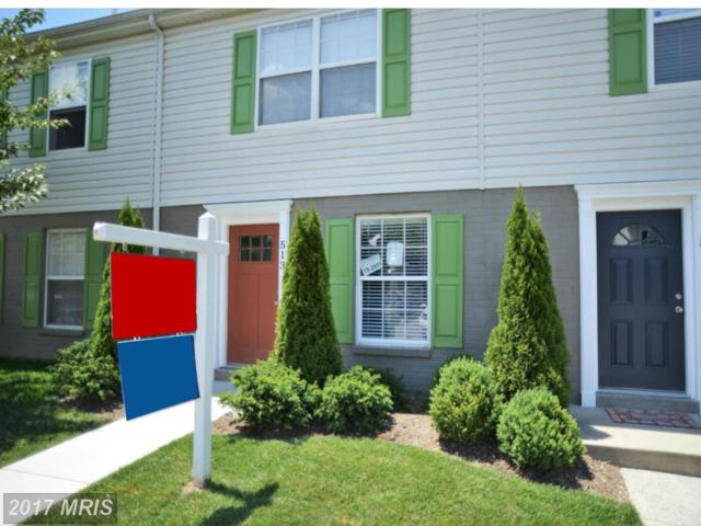 573 Lancaster Place, Frederick, MD 21703 (#FR10031460) :: LoCoMusings