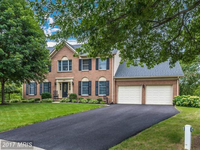 275 Maplewood Court, Walkersville, MD 21793 (#FR10032368) :: Pearson Smith Realty