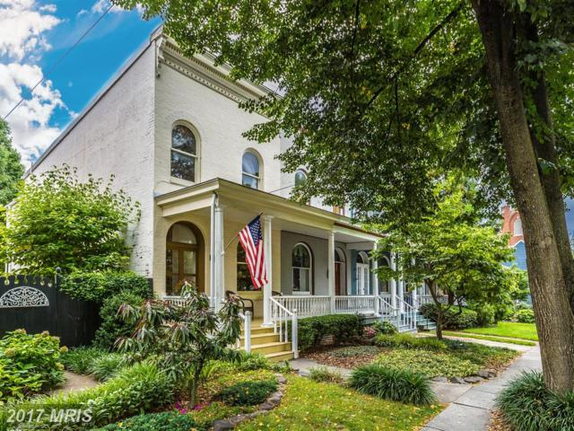 124 3RD Street E, Frederick, MD 21701 (#FR10032952) :: Pearson Smith Realty