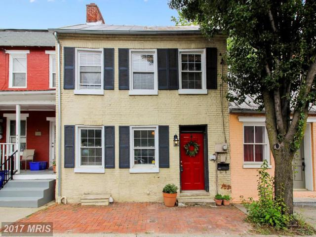 437 South Street, Frederick, MD 21701 (#FR10035421) :: Pearson Smith Realty