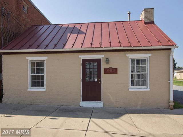 424 Patrick Street, Frederick, MD 21701 (#FR10038512) :: ReMax Plus