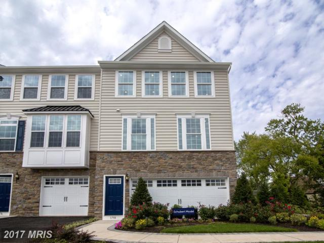 6212 Posey Street, Frederick, MD 21703 (#FR10045464) :: Pearson Smith Realty