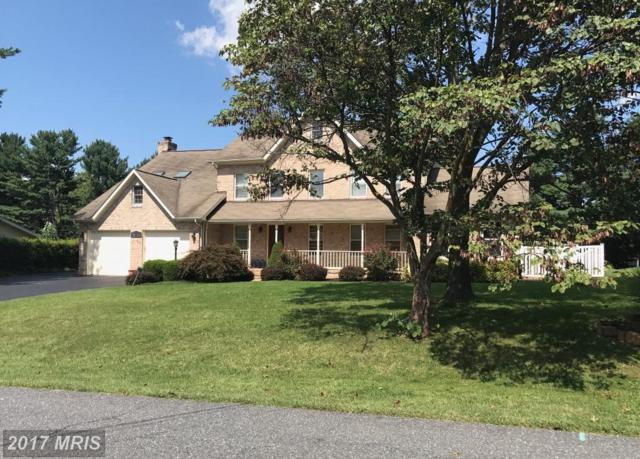 2814-A Wildwood Court, Walkersville, MD 21793 (#FR10048034) :: LoCoMusings
