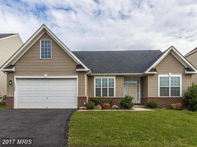 1105 Wilcox Court, Frederick, MD 21702 (#FR10053920) :: Pearson Smith Realty