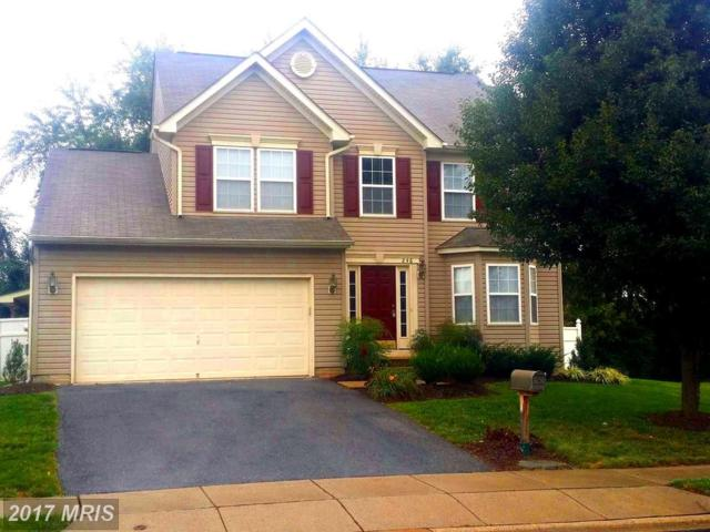 246 Bishops Glen Drive, Frederick, MD 21702 (#FR10054146) :: Pearson Smith Realty