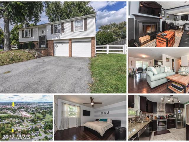 560 Logan Street, Frederick, MD 21701 (#FR10057852) :: Pearson Smith Realty