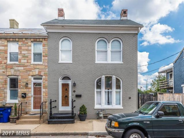 18 Wisner Street, Frederick, MD 21701 (#FR10059309) :: Pearson Smith Realty