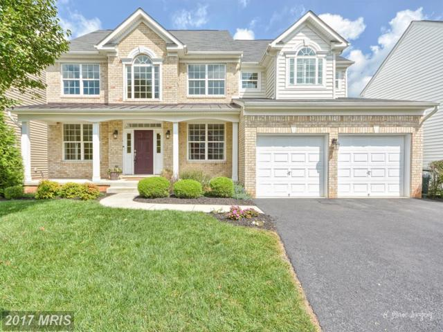 131 Sunlight Court, Frederick, MD 21702 (#FR10059452) :: Pearson Smith Realty