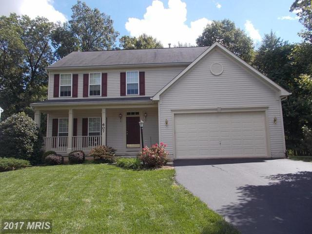 607 Twilight Terrace Court, Mount Airy, MD 21771 (#FR10059761) :: LoCoMusings