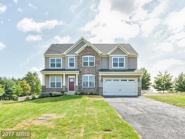 6805 Hawes Court, Frederick, MD 21702 (#FR10061454) :: Pearson Smith Realty