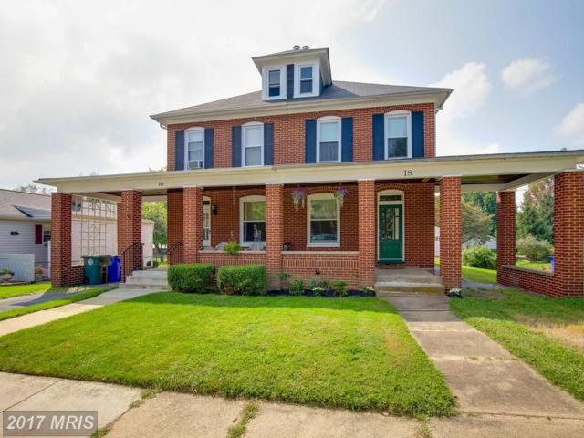 18 12TH Street, Frederick, MD 21701 (#FR10062556) :: ReMax Plus