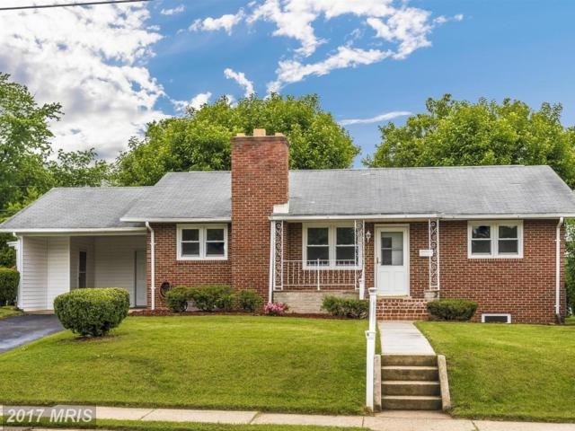 326 Redwood Avenue, Frederick, MD 21701 (#FR10063985) :: ReMax Plus