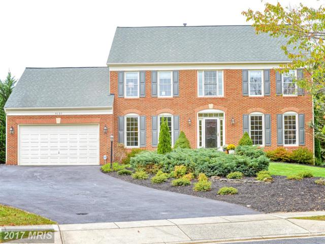 9131 Travener Circle, Frederick, MD 21704 (#FR10065618) :: LoCoMusings