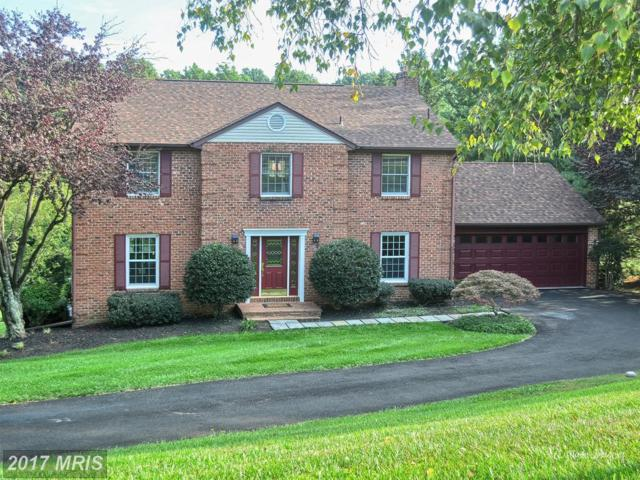 5705 Mountain Laurel Place, Frederick, MD 21702 (#FR10066790) :: LoCoMusings