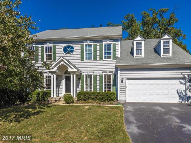 9506 Ashbury Place, Frederick, MD 21701 (#FR10069232) :: LoCoMusings