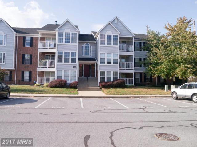 609 Himes Avenue #106, Frederick, MD 21703 (#FR10076947) :: LoCoMusings