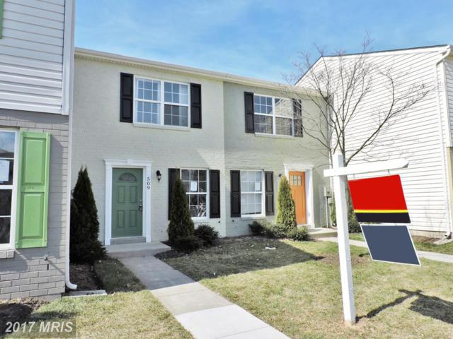 579 Lancaster Place, Frederick, MD 21703 (#FR10079774) :: LoCoMusings