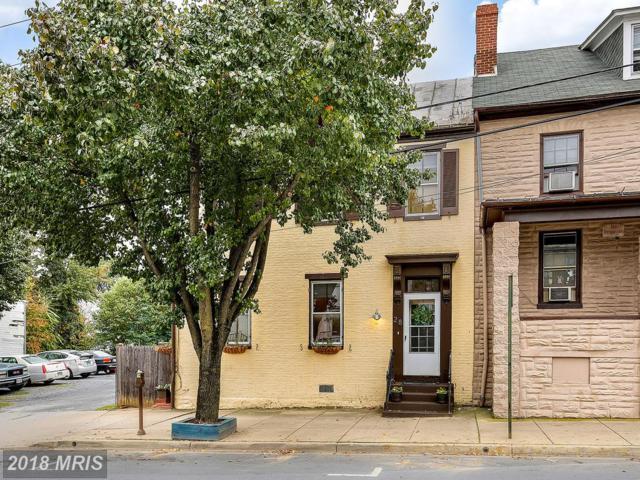 28 All Saints Street W, Frederick, MD 21701 (#FR10082927) :: MidAtlantic Real Estate