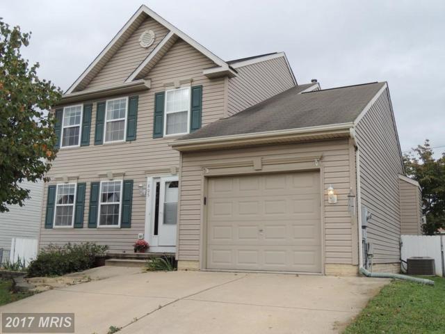 805 Geronimo Drive, Frederick, MD 21701 (#FR10084549) :: MidAtlantic Real Estate