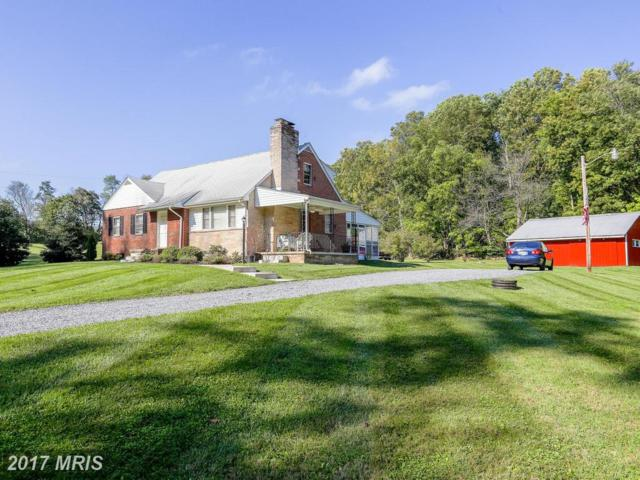 8512-A Yellow Springs Road, Frederick, MD 21702 (#FR10086994) :: The Tom Conner Team