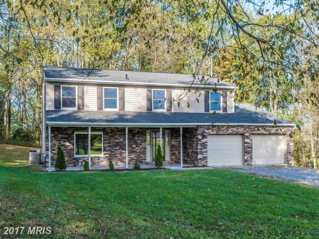 5408 Beall Drive, Frederick, MD 21704 (#FR10087229) :: The Tom Conner Team