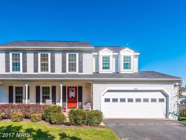 595 Chukkar Court, Frederick, MD 21703 (#FR10088956) :: Pearson Smith Realty