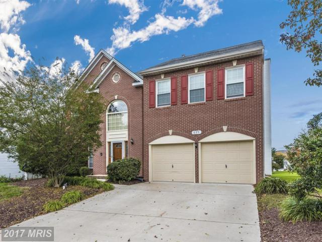 605 Hunting Ridge Drive, Frederick, MD 21703 (#FR10101950) :: Pearson Smith Realty