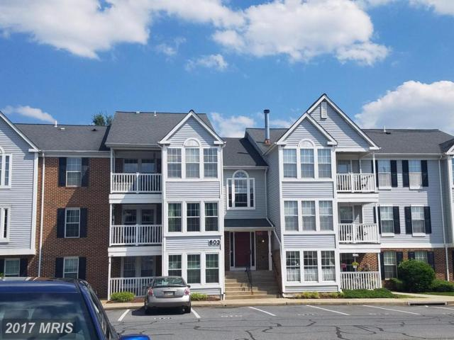603 Himes Avenue #106, Frederick, MD 21703 (#FR10104267) :: LoCoMusings