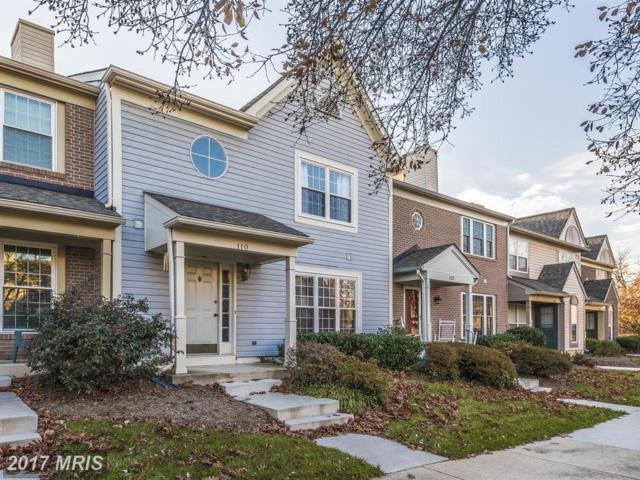 110 New Castle Court, Frederick, MD 21702 (#FR10107154) :: LoCoMusings