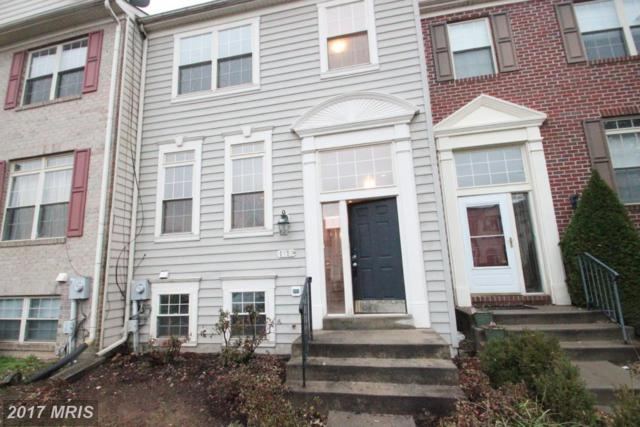 1515 Laurel Wood Way, Frederick, MD 21701 (#FR10107357) :: The Dailey Group