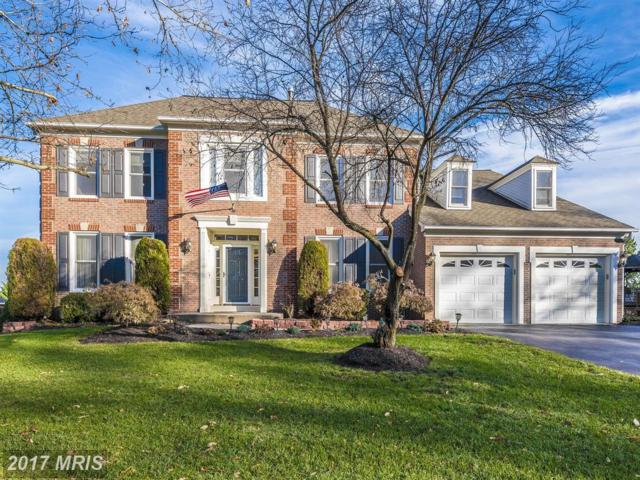 6150 Fieldcrest Drive, Frederick, MD 21701 (#FR10109004) :: The Maryland Group of Long & Foster