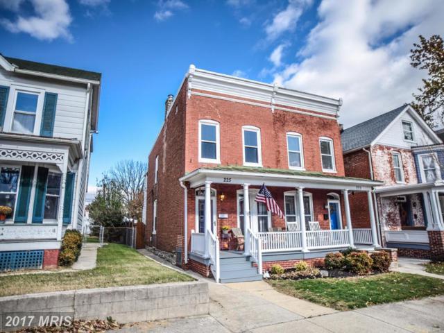 225 Dill Avenue, Frederick, MD 21701 (#FR10109260) :: The Maryland Group of Long & Foster