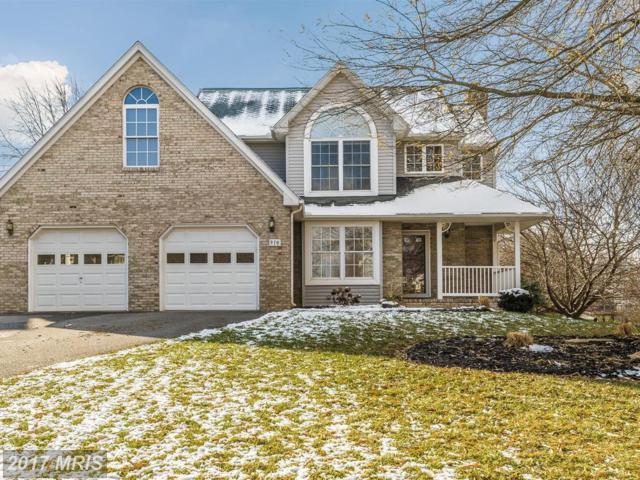 910 Lantern Hill Court, Mount Airy, MD 21771 (#FR10109744) :: The Sebeck Team of RE/MAX Preferred