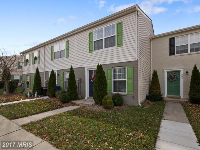 511 Lancaster Place, Frederick, MD 21703 (#FR10115085) :: Pearson Smith Realty