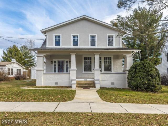 106 Prospect Street, Middletown, MD 21769 (#FR10120739) :: Pearson Smith Realty