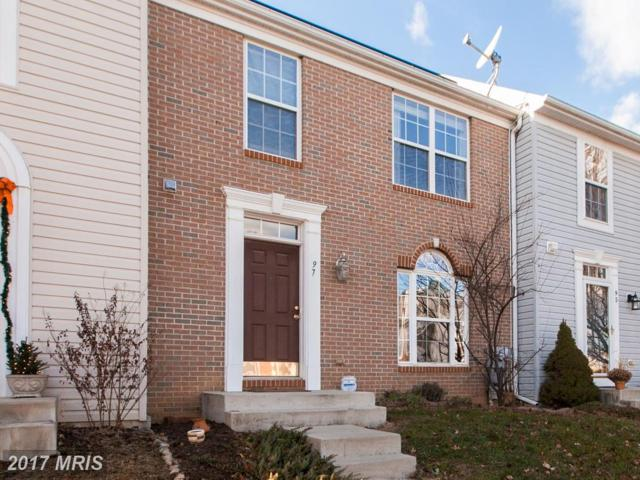 97 Buell Drive, Frederick, MD 21702 (#FR10120996) :: Ultimate Selling Team