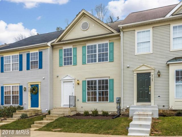 6107 Pine Ridge Terrace, Frederick, MD 21701 (#FR10127254) :: Pearson Smith Realty