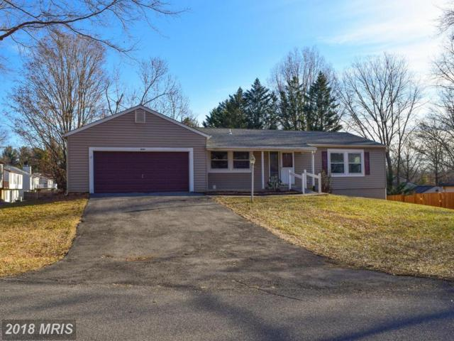 8387 Curiosity Court, Walkersville, MD 21793 (#FR10127730) :: Pearson Smith Realty