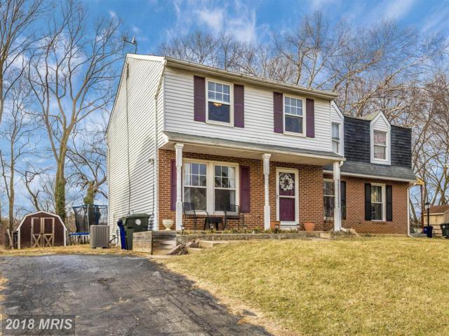 1583 Carey Place, Frederick, MD 21701 (#FR10133510) :: Pearson Smith Realty