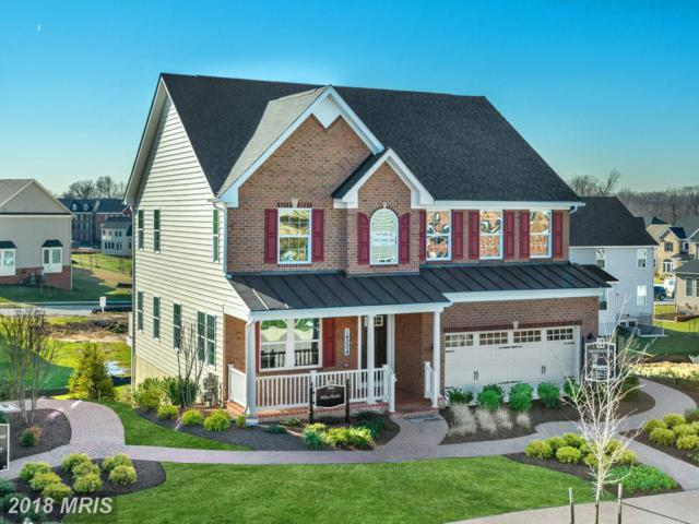 412 Conundrum Terrace, Frederick, MD 21702 (#FR10136031) :: The Withrow Group at Long & Foster