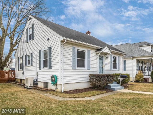 402 Sherman Avenue, Frederick, MD 21701 (#FR10136035) :: The Withrow Group at Long & Foster