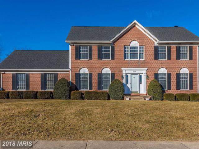 254 Braeburn Drive, Walkersville, MD 21793 (#FR10137932) :: The Gus Anthony Team