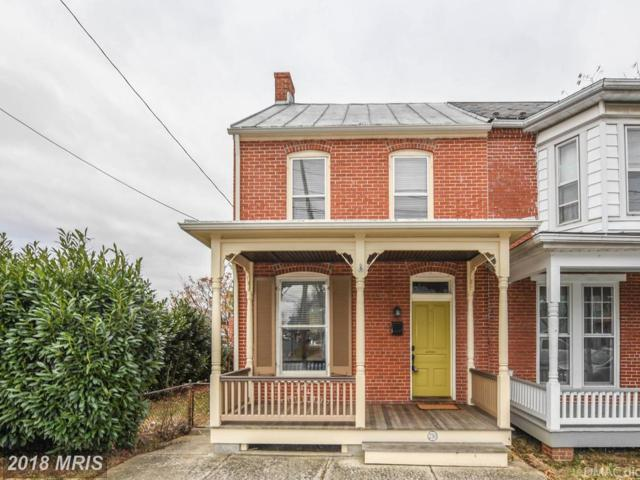 230 5TH Street W, Frederick, MD 21701 (#FR10141429) :: The Gus Anthony Team